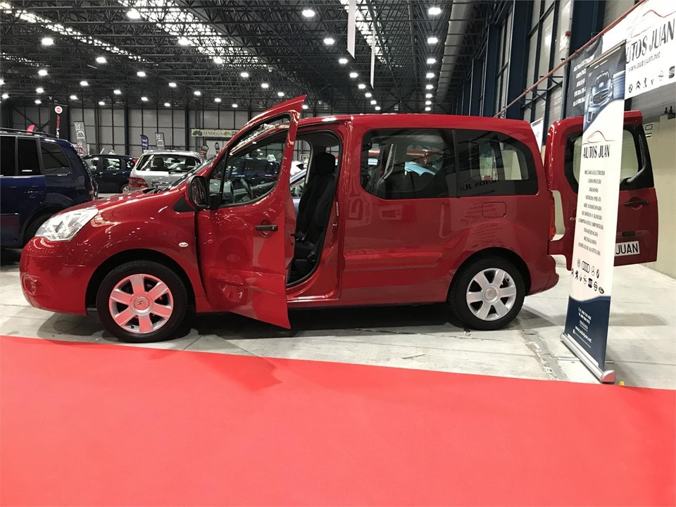 CITROËN BERLINGO 1.6HDI ADVANCE