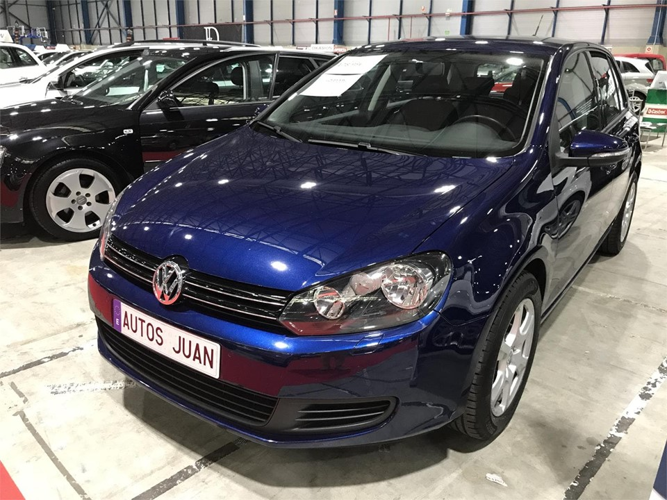 VW GOLF VI 2.0TDI