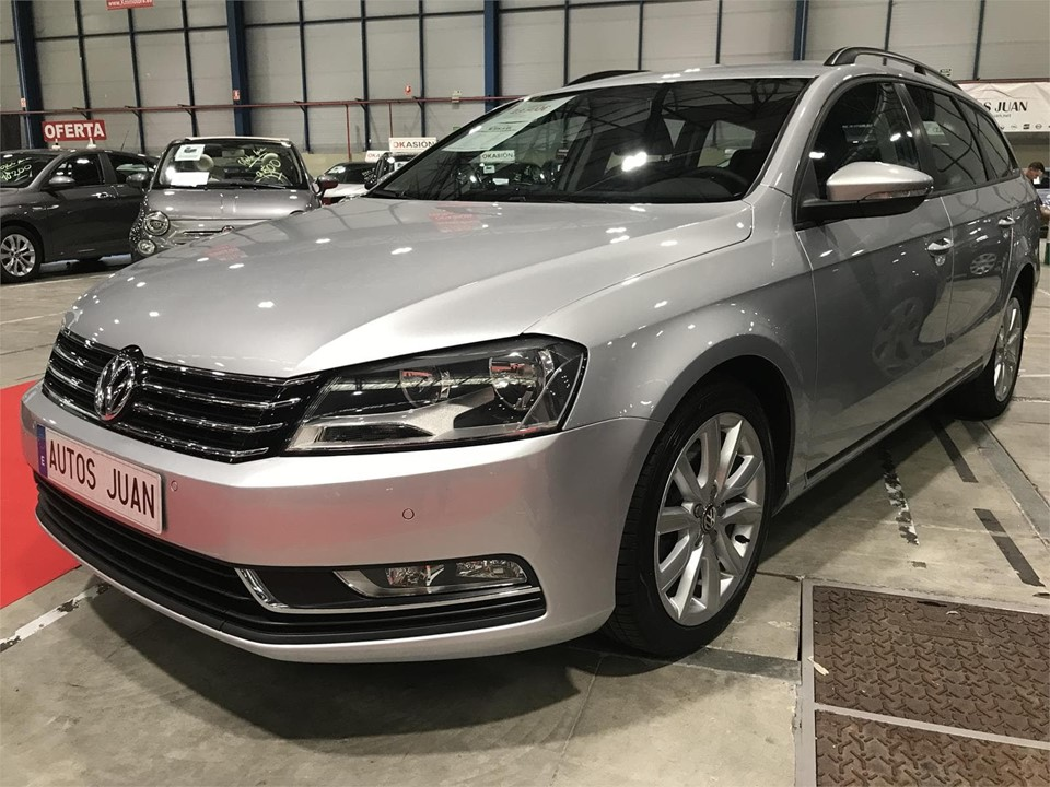 VW PASSAT 2.0TDI BLUEMOTION DSG